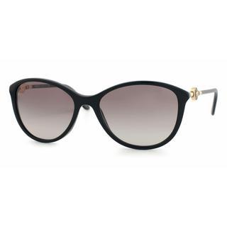 Versace Women VE4251 GB1/11 Black Metal Phantos Sunglasses