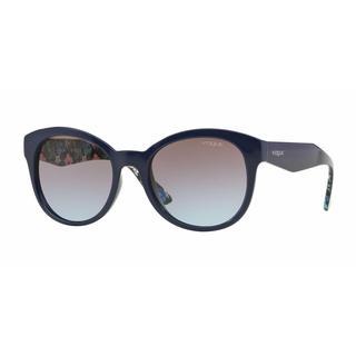 Vogue Women VO2992S 232548 Blue Plastic Phantos Sunglasses