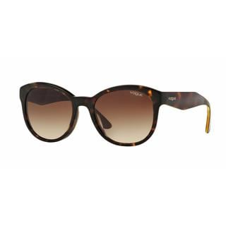 Vogue Women VO2992SF W65613 Havana Plastic Phantos Sunglasses