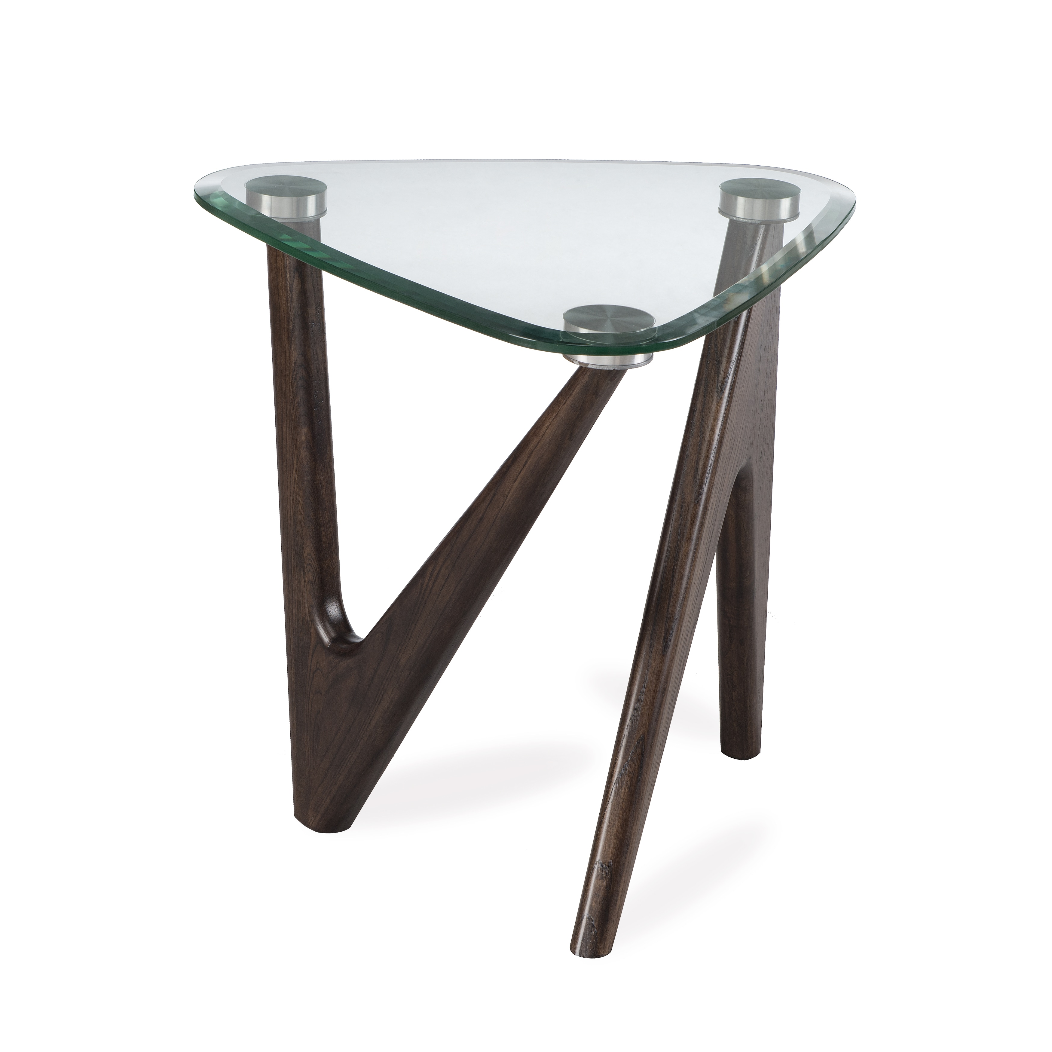 Magnussen Home Furnishings Garvin Modern Distressed Nutme...