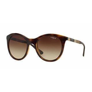Vogue Women VO2971S W65613 Havana Plastic Phantos Sunglasses