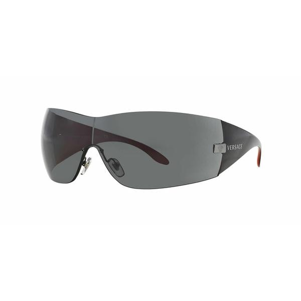 666f364f71a Versace Women VE2054 100187 Not Applicable Plastic Square Sunglasses - Free  Shipping Today - Overstock - 20027447
