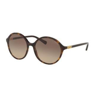 Coach Women HC8188BF L1594 5120D0 Havana Round Sunglasses