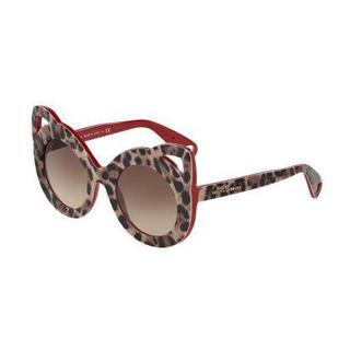 Dolce&Gabbana Women DG4289 307013 Multi Round Sunglasses