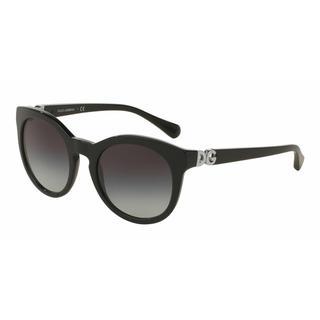 Dolce&Gabbana Women DG4279 501/8G Plastic Plastic Phantos Sunglasses