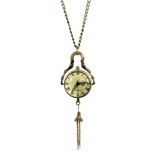 American Coin Treasures Glass Ball Bronze Watch Necklace|https://ak1.ostkcdn.com/images/products/13322797/P20027850.jpg?impolicy=medium
