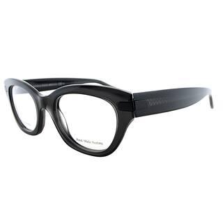 Bottega Veneta BV 234 4PY Grey Plastic 48-millmeter Cat-eye Eyeglasses https://ak1.ostkcdn.com/images/products/13324349/P20029200.jpg?impolicy=medium
