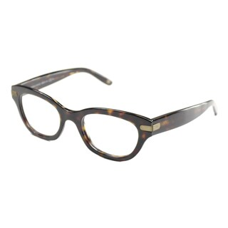 Bottega Veneta BV 234 TVD Havana Plastic 49-millimeter Cat-eye Eyeglasses