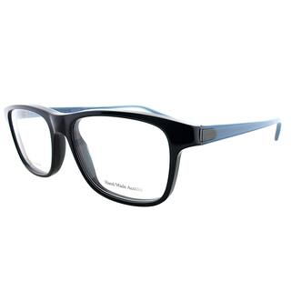 Bottega Veneta BV 240 DVY Black Plastic 52mm Rectangular Eyeglasses https://ak1.ostkcdn.com/images/products/13324459/P20029298.jpg?impolicy=medium