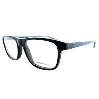 Bottega Veneta BV 240 DVY Black Plastic 52mm Rectangular Eyeglasses