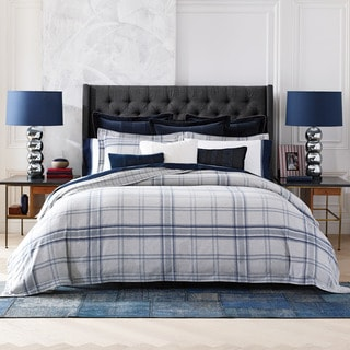 Tommy Hilfiger Carraway Cotton Plaid Duvet