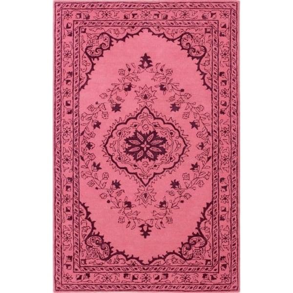 Shop Safavieh Handmade Glamour Contemporary Bohemian Pink