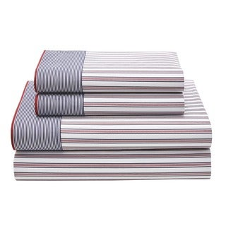 Ellington Stripe Cotton Rich Sheet Set
