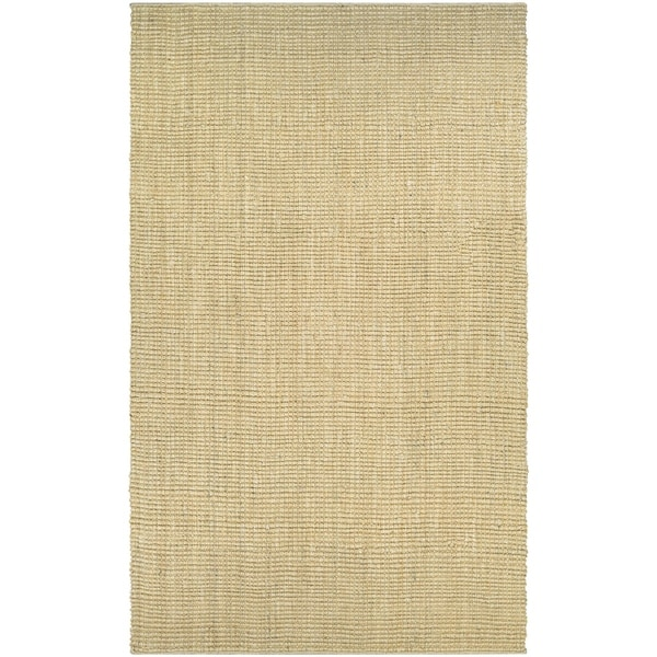 """Couristan Ambary Grasscloth/Sand Area Rug - 5'3"""" x 7'6"""""""