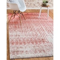Unique Loom Jennifer Del Mar Area Rug - 5' x 8'