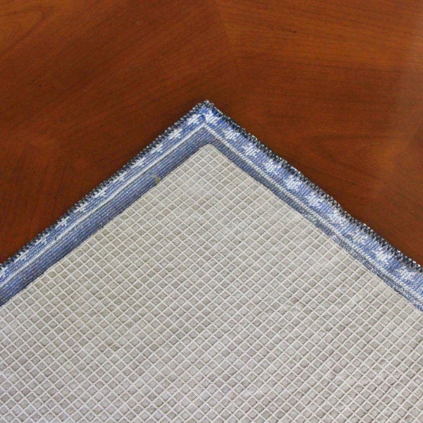 "ThinGrip 1/8"" Thick Non-Slip Cushioned Felt & Rubber Rug Pad (6' x 9')"