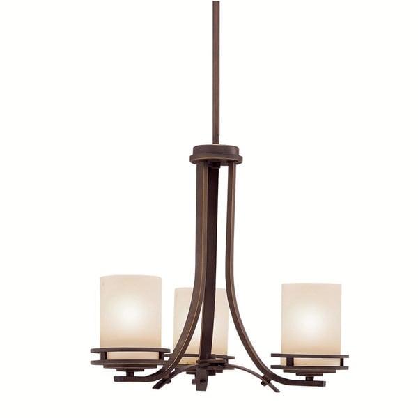 Shop Kichler Lighting Hendrik Collection 3-light Olde