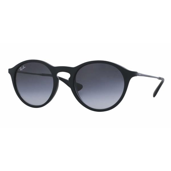 6719bd137cf Shop Ray Ban Women RB4243 622 8G Black Metal Phantos Sunglasses ...