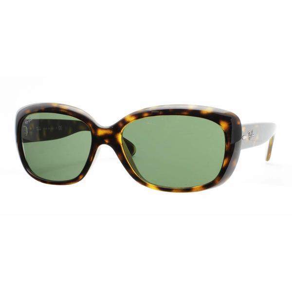 Ray Ban Women RB4101F JACKIE OHH (F) 710 71 Havana Plastic Rectangle  Sunglasses 83c69d573626
