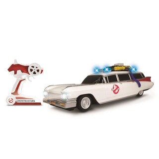 Nkok Ghostbusters RC Ecto-1 Classic Car