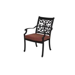 St Cruz Aluminum Chair (Set of 4)