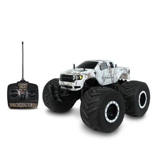 NKOK 1:8 Extreme Terrain White (Snow) Camo RC RealTree Ford F-150 SVT Raptor|https://ak1.ostkcdn.com/images/products/13325471/P20030021.jpg?impolicy=medium