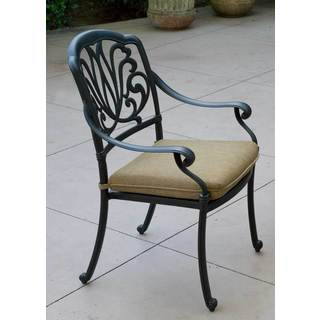 Elisabeth Outdoor Chairs (Set of 4)