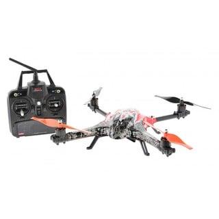 6-channel Fully Aerobatic Plastic Drone