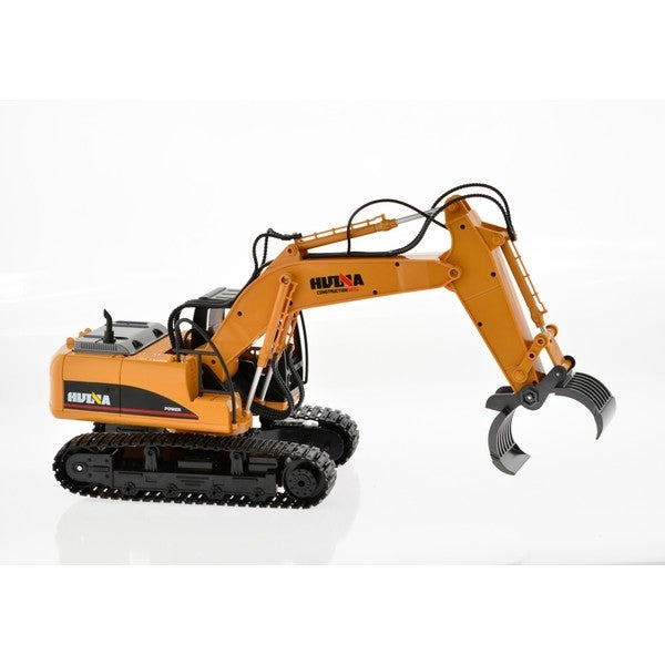R/C Yellow Log Grabber with Die-cast Claws