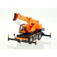 Folding JibTruck Crane Yellow Toy