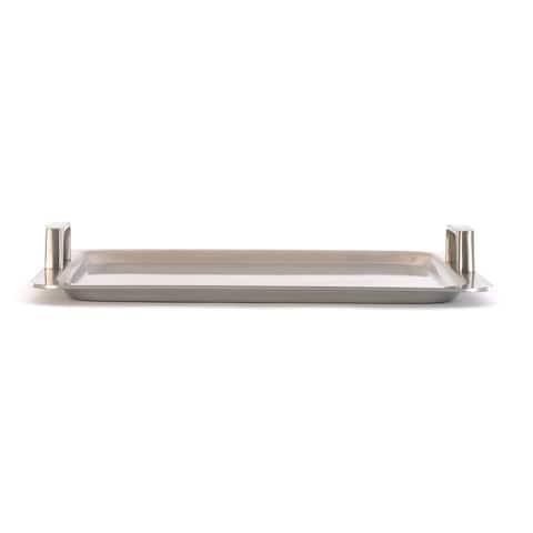 BergHOFF Silvertone Stainless Steel 5-ply Teppanyaki plate