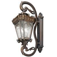Kichler Lighting Tournai Collection 4-light Londonderry Outdoor Wall Lantern