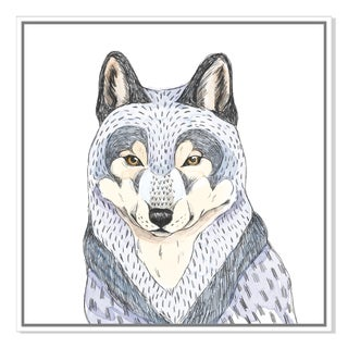 Wolf sketch I