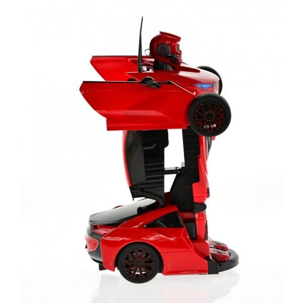 1:14 Scale Car to Robot Transformer