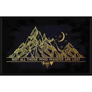 Ageometric mountain