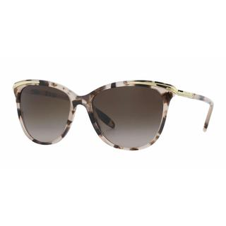 Ralph Women RA5203 146313 Havana Plastic Cat Eye Sunglasses