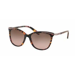 Ralph Women RA5203 146114 Pink Plastic Cat Eye Sunglasses