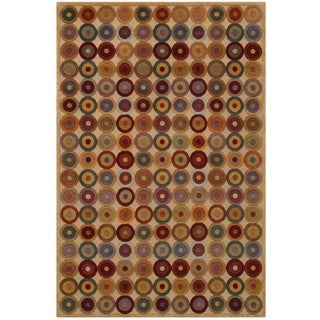 Noble House Inc-NOBLE- Handknotted -Wool- (6'x9')