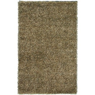 Noble House Inc Marina Wool/Polyester Shag Rug (8' x 11')