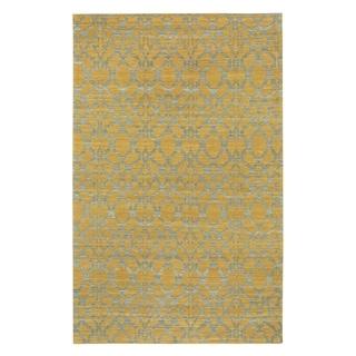 Lafayette Flat Woven Rugs Straw ( 8' x 11')