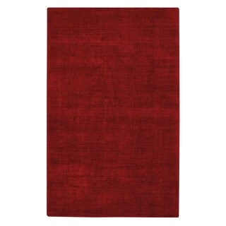 Parker Smith Hand Tufted Rugs Crimson ( 7' x 9')