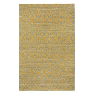 Lafayette Flat Woven Rugs Straw ( 7' x 9')