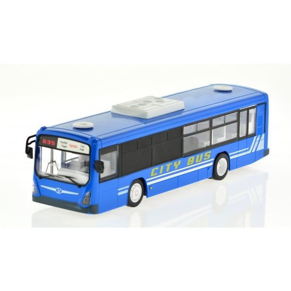 2.4 GHz Remote-control Bus With Opening Doors