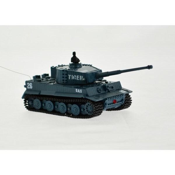 R/C Tiger 1 1:72 Scale Tank