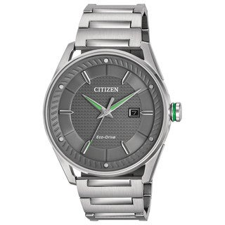 Citizen Men's BM6980-59H Eco-Drive Stainless Steel Watch