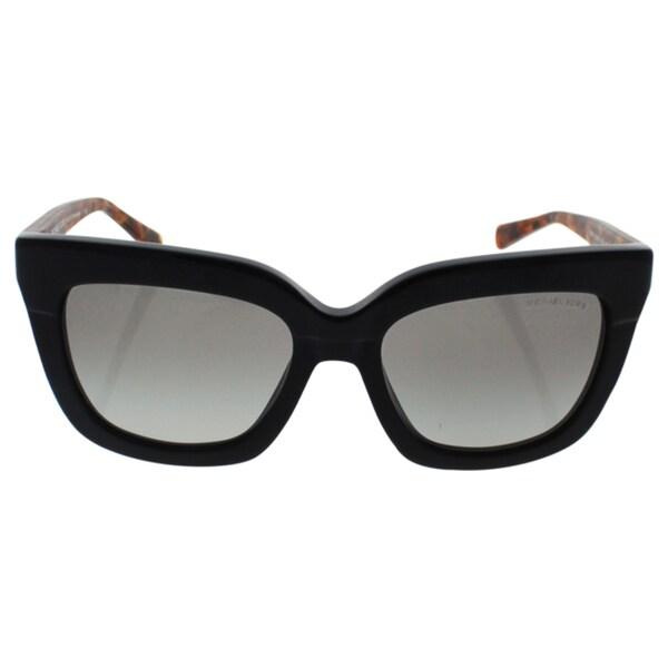 801b29ab4e99 Michael Kors Women MK2013 POLYNESIA 306511 Havana Plastic Square Sunglasses