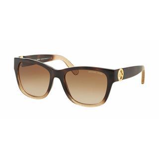 Michael Kors Women MK6028 TABITHA IV 309613 Havana Plastic Square Sunglasses