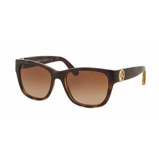 Michael Kors Women MK6028 TABITHA IV 300613 Havana Plastic Square Sunglasses