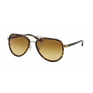 Michael Kors Women MK5006 PLAYA NORTE 10342L Havana Plastic Cateye Sunglasses