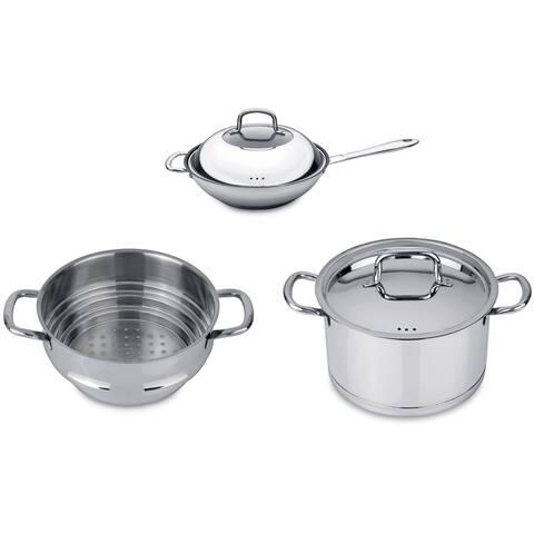 BergHOFF CollectNCook Vegetable Stir-Fry Set 5pc